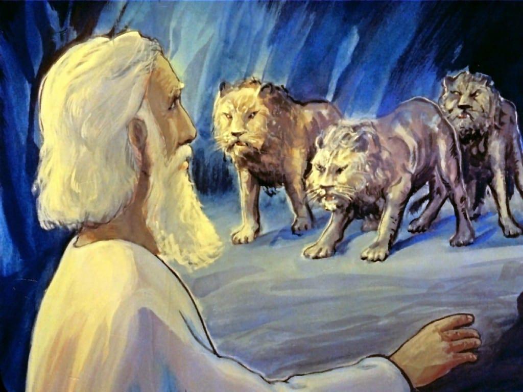Daniel 2 20