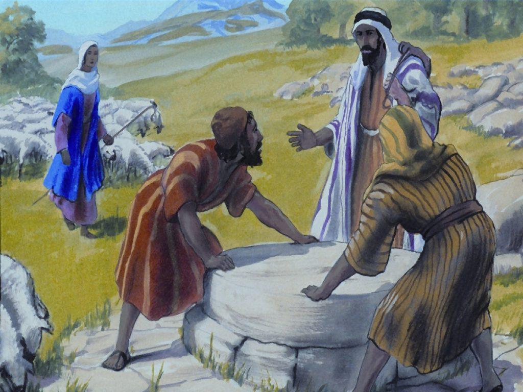 Isaac Esau & Jacob - The Glory Story