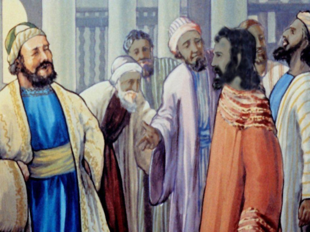 Jesus Last Days - The Glory Story | 1024 x 768 jpeg 465kB