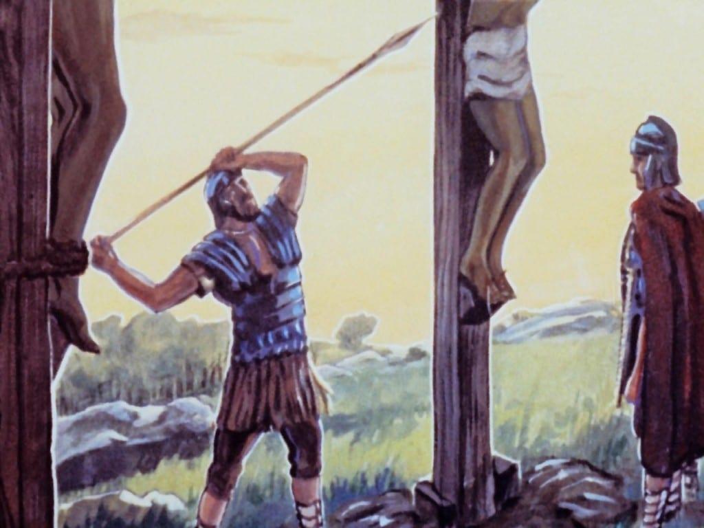 Jesus last days 56