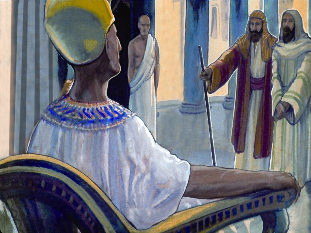 Moses Part 1 - The Glory Story
