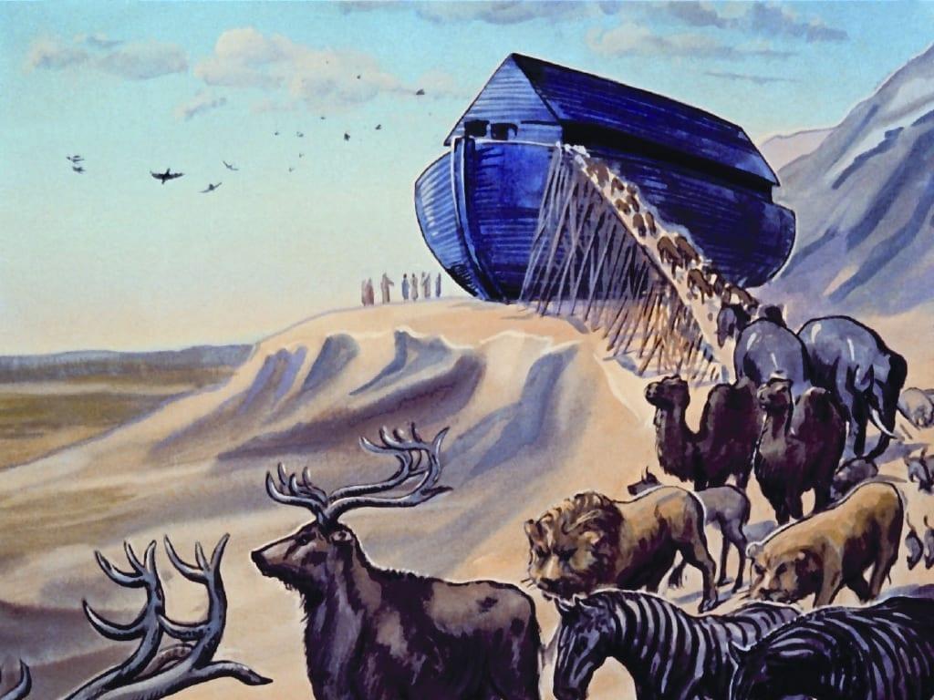 Noah The Glory Story