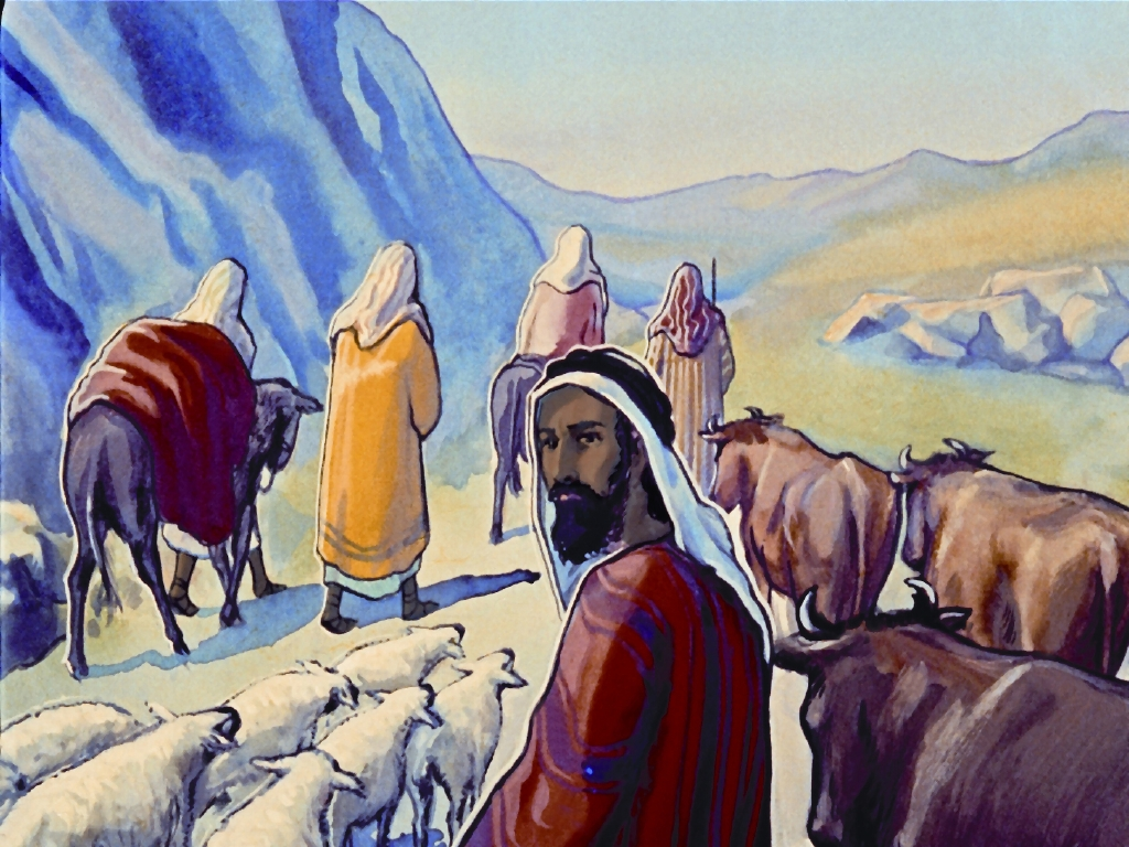 abraham bible pictures part of theglorystory set of bible pictures
