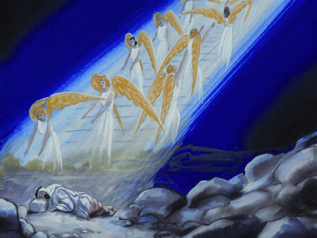 Adam and eve in garden of eden studying genesis chapter 2 - 1 2