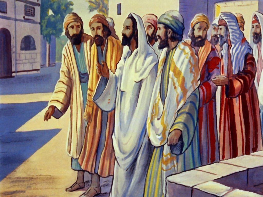 jesus last days the glory story