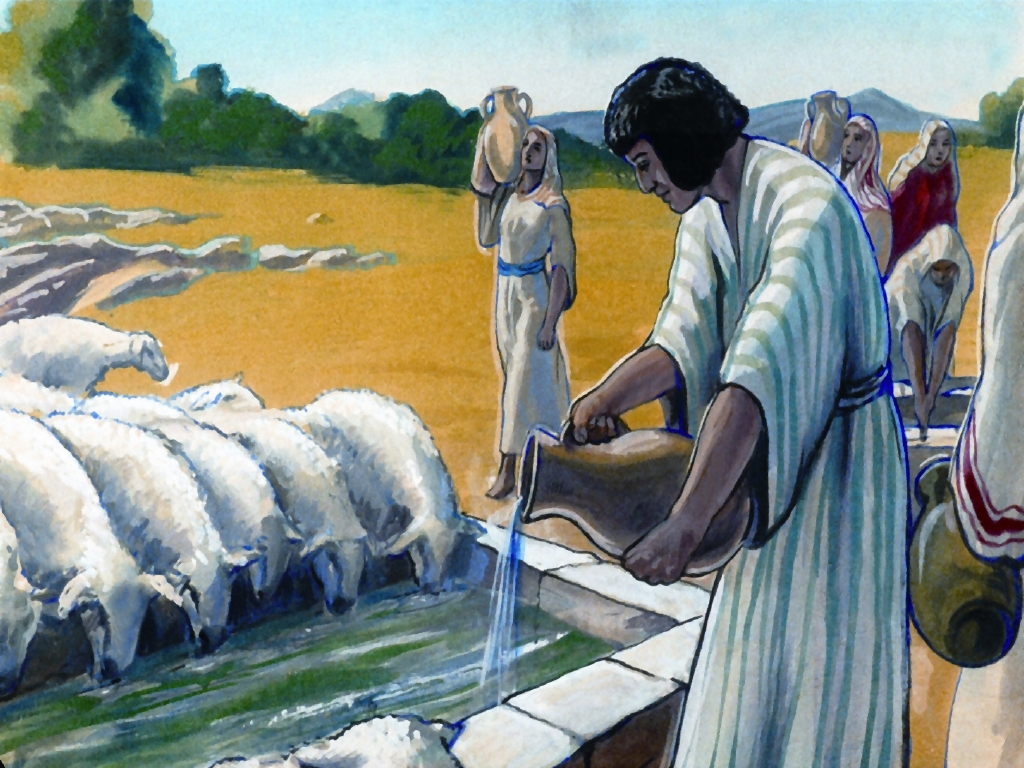 Moses Part 1 The Glory Story