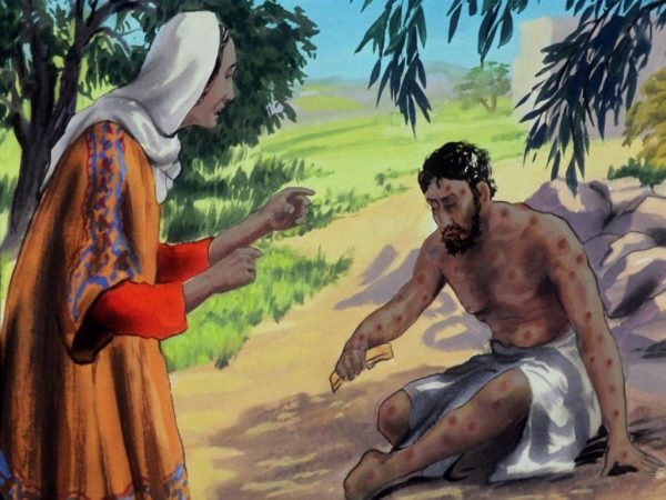 Bible Pictures The Story Of Job The Glory Story
